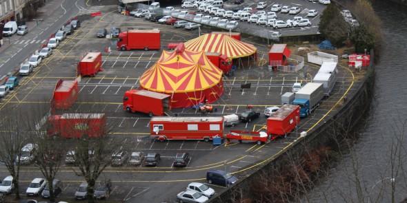 Cirque de Noël de Tulle.