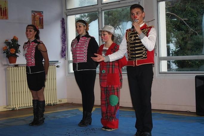 CIRQUE EVENT presente le Welcome Maxi Circus web