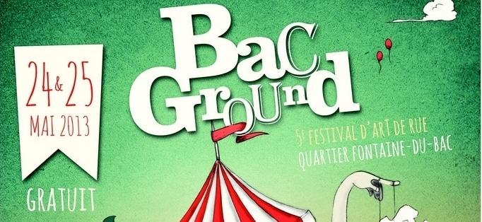 Cirque Event partenaire du Festival Bac Ground de la ville de Clermont-Ferrand