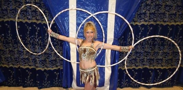 cirque event comite des fetes fete du pain cantal