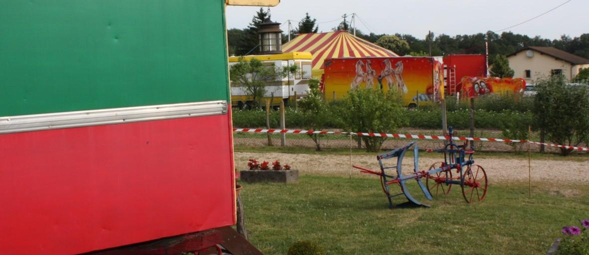 cirque event evenemnt cirque a la ferme juillet 2013