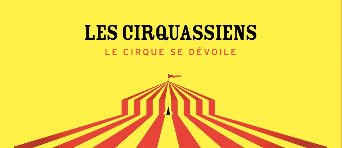 livre les cirquassiens ludovic combe thierry granet