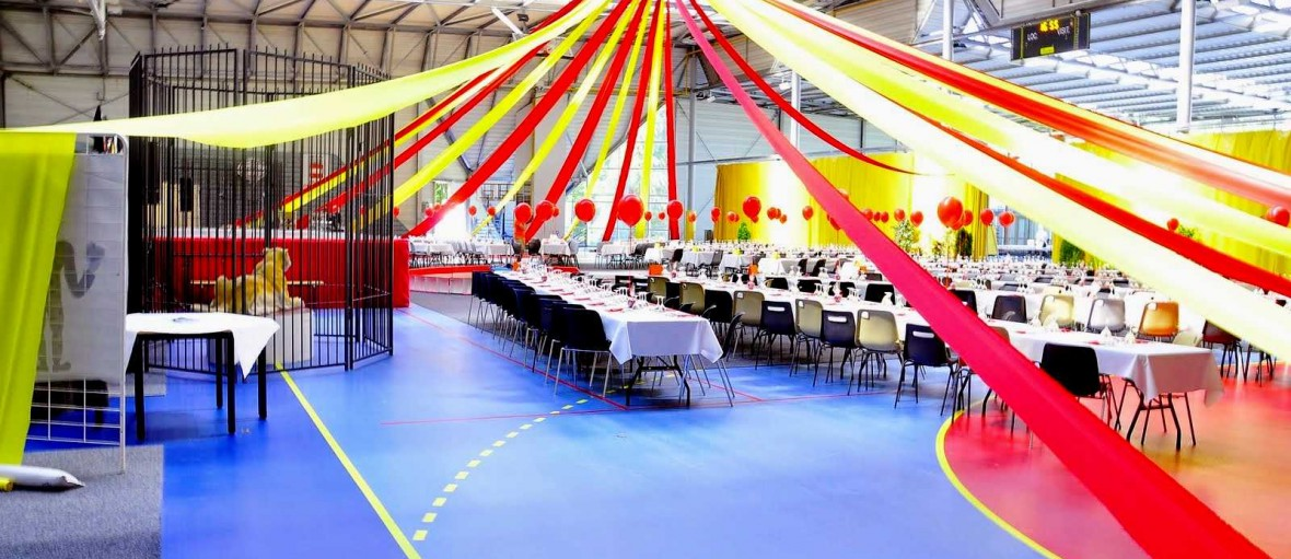 Location decoration cirque pour une soir e caritative cirque event - Decoration theme cirque ...