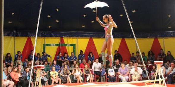 Fete de village – Spectacle de cirque