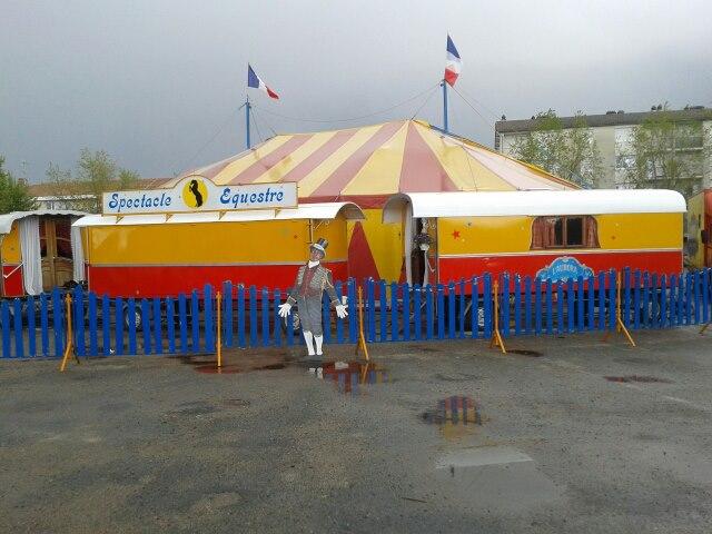 cirque equestre cheval nord 2015