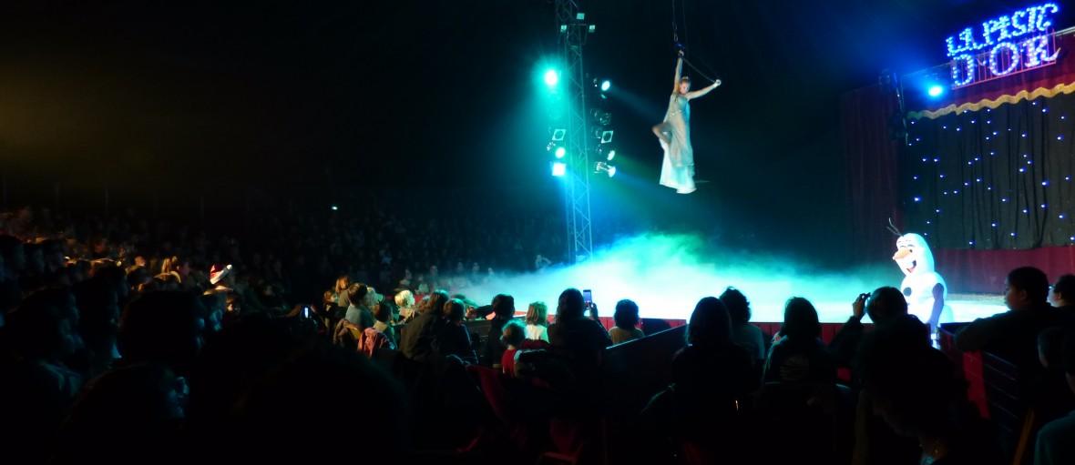 organisateur organisation cirque de noel partout en france