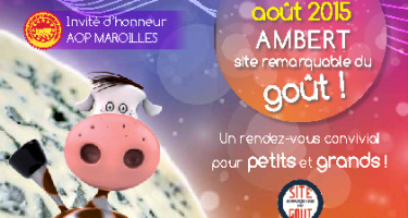 fete cirque fourme ambert puy de dome animation