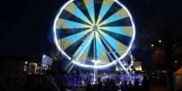 cirque location grande roue france puy de dome rhone alpes auvergne event evenement noel marche petite ambert