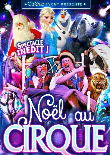 cirque de noel besancon offre groupe animation