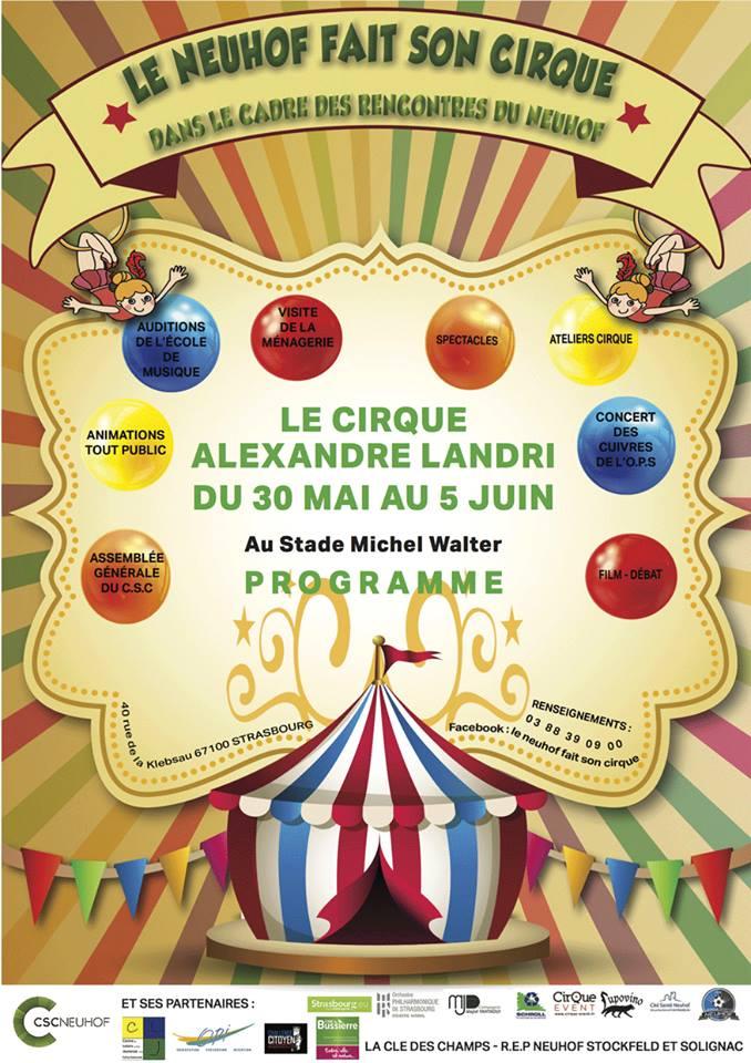 Bekannt Blog − Cirque Event EG35
