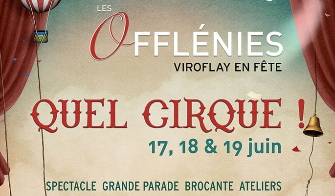 cirque event fete cirque viroflay ile de france spectacle atelier famille