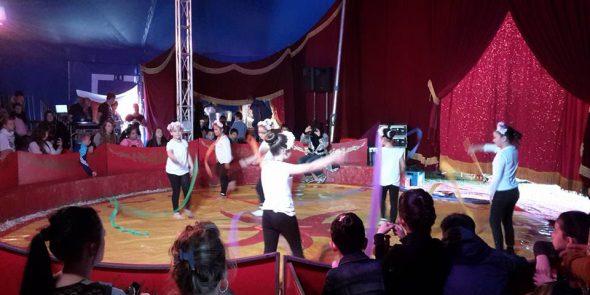 anniversaire cirque strasbourg