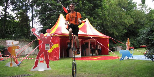Les Offlénies de Viroflay – 3 jours de cirque
