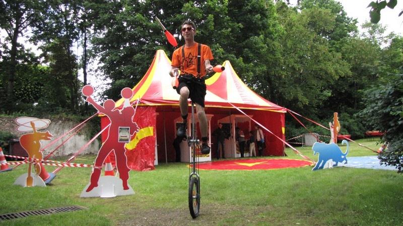 fete viroflay versailles ville theme cirque pour tous jours été famille