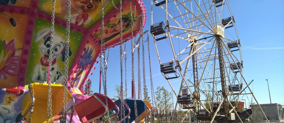 CIRQUE EVENT location manege attraction foraine