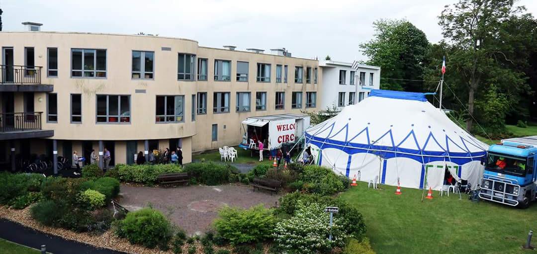 CIRQUE EVENT - Welcome Maxi Circus - Centre hospitalier Valenciennes nord