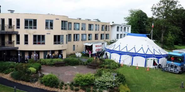Le Centre Hospitalier de Valenciennes choisit CIRQUE EVENT