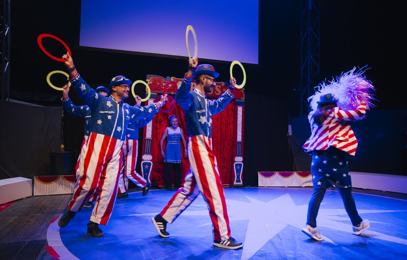 CIRQUE EVENT team building cirque immersif original inedit entreprise ile de france