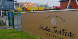 cirque event evenement professionnel evenementiel site prive usine convention champagne feuillatte nicolas