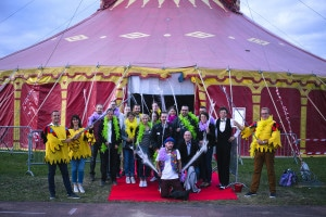 CIRQUE EVENT team building immersif groupe